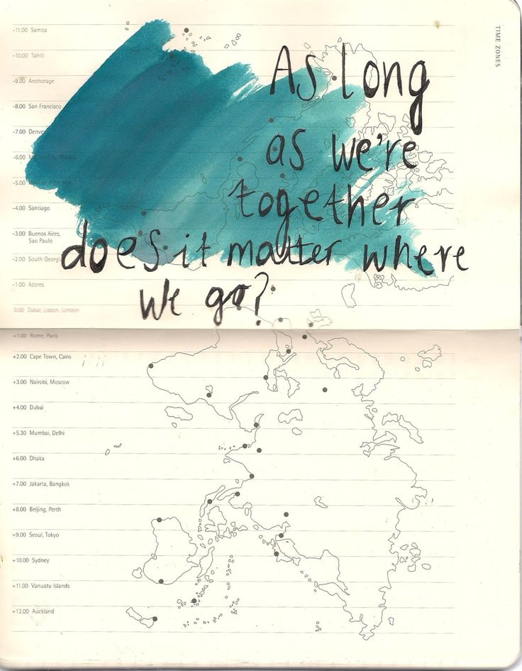 //: Sketchbooks Travel Journals, Travel Together Quotes, Inspiration, Matter, Gabrielle Aplin, Travel Tips, World Maps, Things, Long
