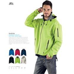 Branded Slazenger Catalyst Soft Shell Jacket - Men's | Corporate Logo Slazenger Catalyst Soft Shell Jacket - Men's | Corporate Clothing