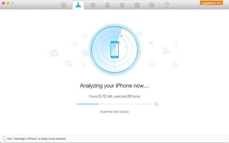 how to clear cache in iphone