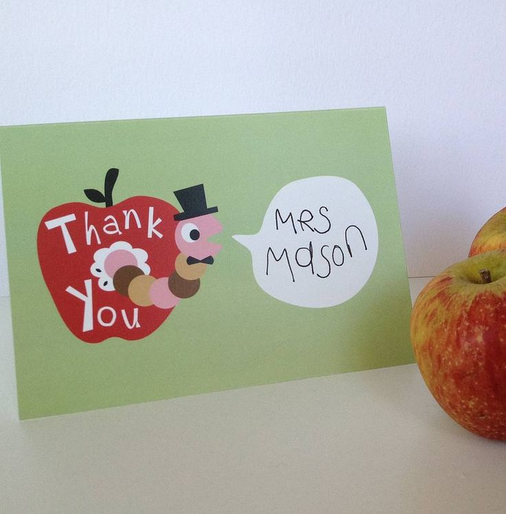 27 best recommendation thank yous images on pinterest diy cards teacher thank you negle Gallery