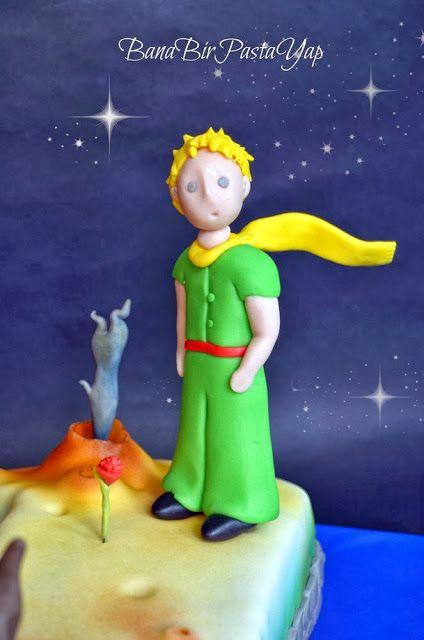 Little Prince Cake ( Le Petit Prince)