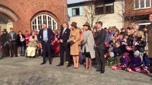 Staatsbezoek Denemarken - dag 2 dagprogramma   ModekoninginMaxima.nl