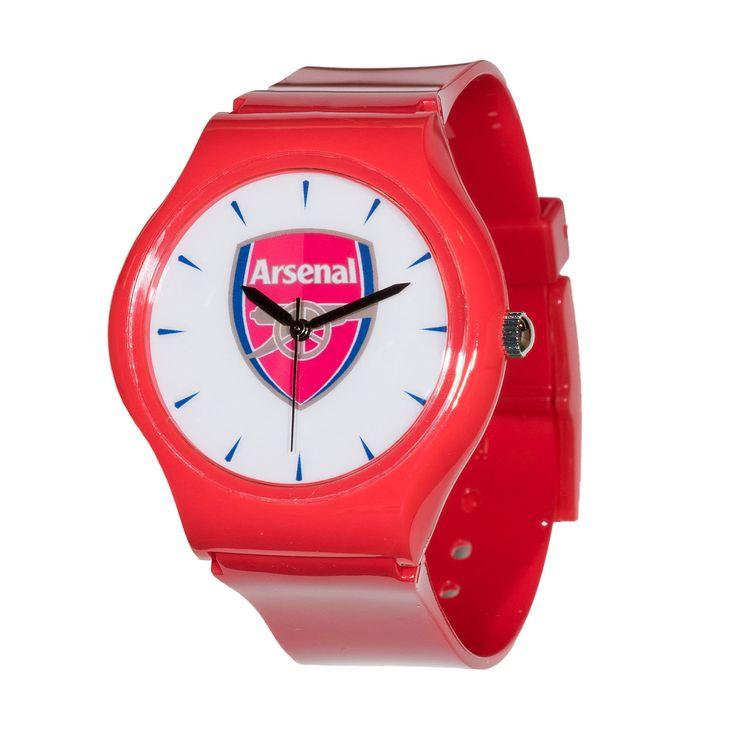 Arsenal Soccer Club AR38-R Slimline Souvenir Watch