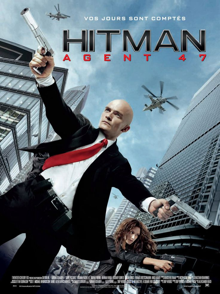 Hitman: Agent 47 - Vu le 29/08/2015