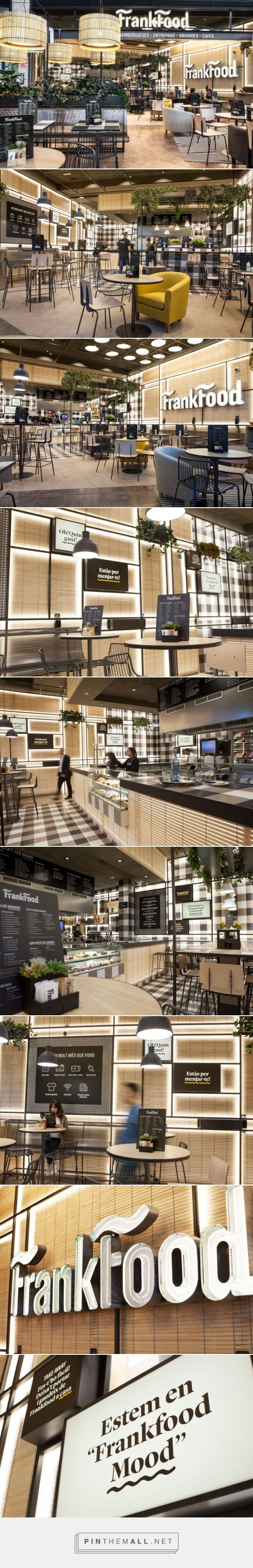 Frank Food restaurant by Futur2, Girona – Spain » Retail Design Blog... - a grouped images picture - Pin Them All