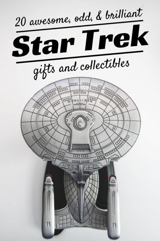 """Are you a huge fan of """"Star Trek"""" or do you know someone who is a Trekkie? eBay has a variety of gifts ranging from practical pizza cutters to customizable costumes. You can't go wrong with Spock socks complete with three-dimensional ears! Take it to the next level and wear these to work under a business suit. For the youngest Trekkies, there are even Star Trek onesies to help tackle the new frontier of parenthood! Read more as eBay shares the best gifts for the Trekkies in your life."""