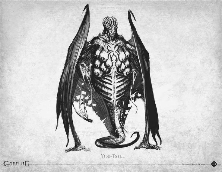 dioses lovecraftianos