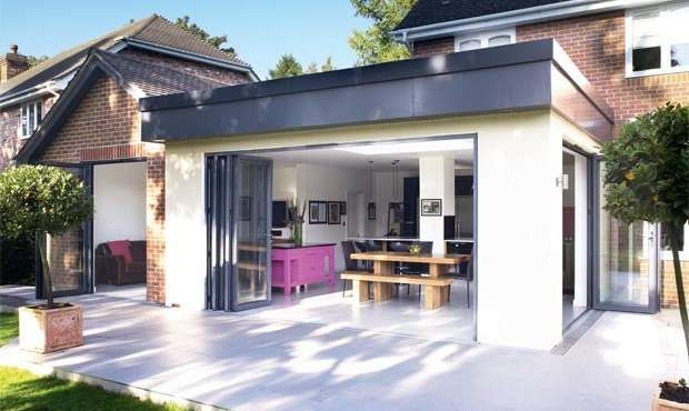 single storey extension designs - Google Search