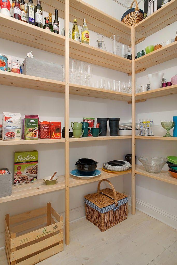 HOME: kuchnia w skandynawskim stylu