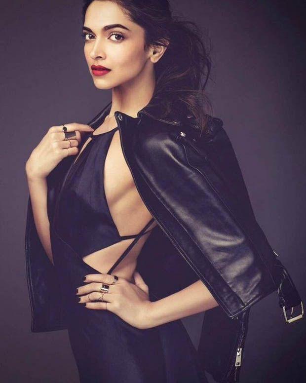 Deepika Padukone #photoshoot for Filmfare January 2016.