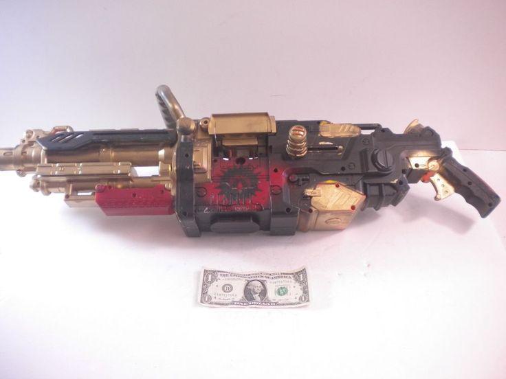 Nerf Vulcan EBF-25 Automatic Dart Blaster 2008 - Custom Painted - Gun Only