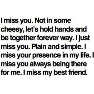 #imissyou quotes