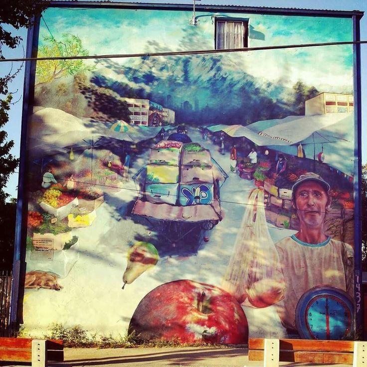 Art! Puerto Aysen, Chile