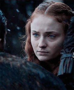 Sansa & Jon (6x10)