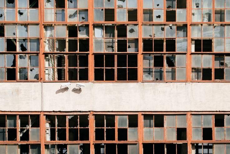 Broken windows Photo - Visual Hunt