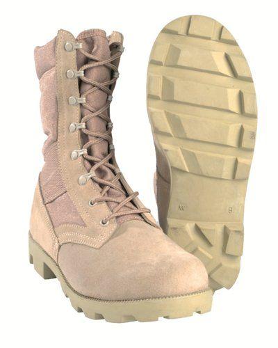 """US Kampfstiefel """"Speed Lace"""" desert 46 EU / 12 UK - http://on-line-kaufen.de/mil-tec/46-eu-us-kampfstiefel-speed-lace-desert"""