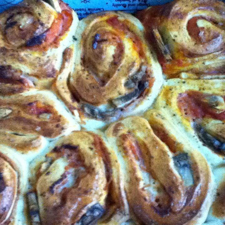 Breakfast Rolls openingsfeest Heihut