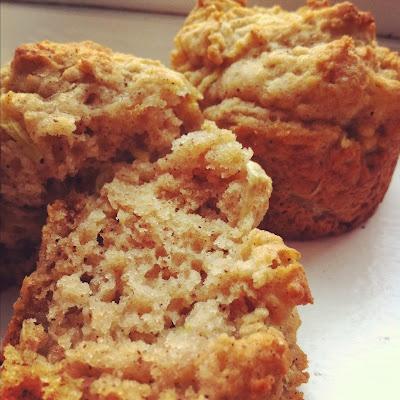 spiced zucchini muffins | Gluten Free | Pinterest