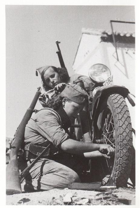 GC Milicianas VIII | II República Española