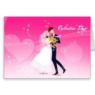 "Cartão ""Valentine Day"""