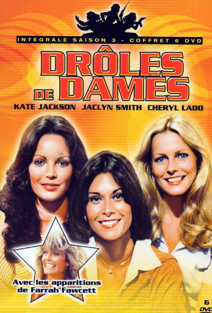 Drôles de dames (Charlie's Angels) est une série télévisée américaine, en 116 épisodes de 50 minutes, créée par Ivan Goff et Ben Roberts et diffusée entre le 21 mars 19761 et le 24 juin 1981 sur le réseau ABC.  En France, la série a été diffusée à partir du 8 janvier 1978 sur Antenne 2 et rediffusée sur M6, France 3 et sur Direct 8. Le pilote et la saison 5 ne furent diffusés qu'ultérieurement sur M6.