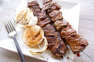 Beef Shish Kabob Recipe.