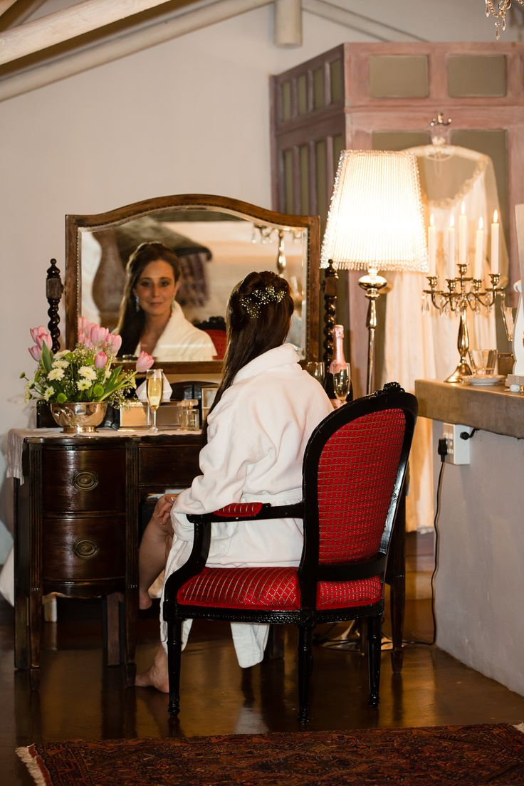 Our beautiful & luxurious #Honeymoon Suite is the perfect room for the bride to prepare for the walk down the aisle...