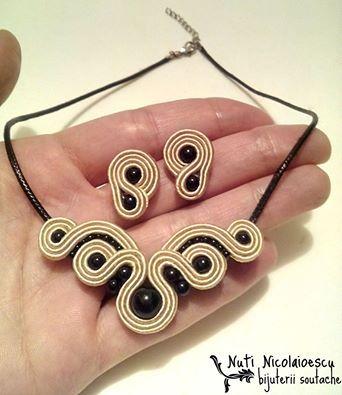 Nuti Nicolaiescu- bijuterii soutache