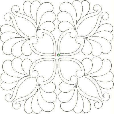 Kathy Drew Designs - Block D001 Two Sizes