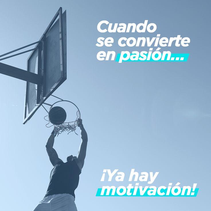 Sientes una emoción intensa, un fuerte deseo y entonces te das cuenta de que… #decathlon #deporte #baloncesto #basket