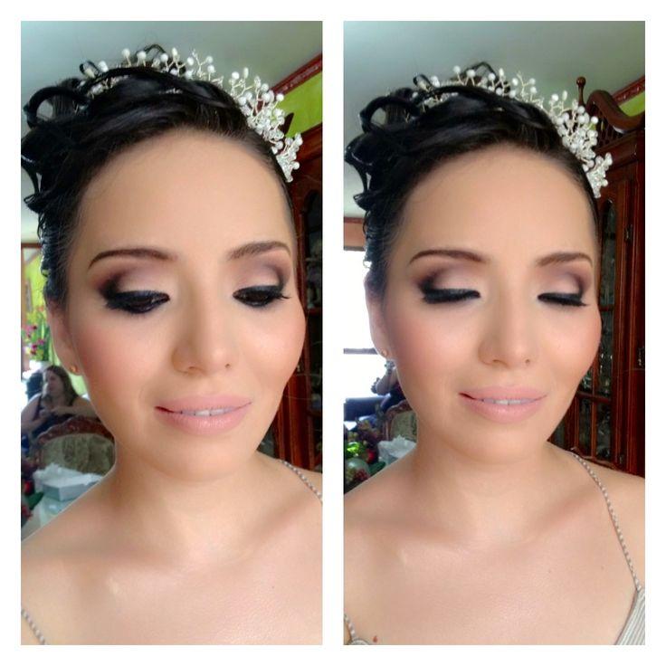 Maquillajes novia
