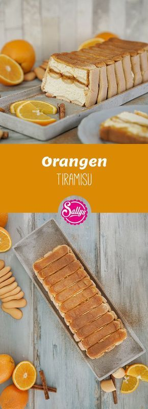 Den Dessertklassiker Tiramisu kennen und lieben viele Menschen. Diese Variante ohne Ei ist sehr fruchtig und mit einem Orangenkompott gefüllt. Das Dessert lässt sich gut vorbereiten.