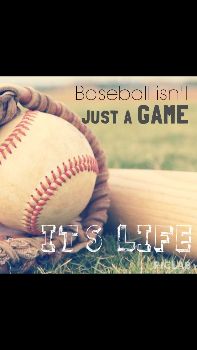 Baseball Love Quotes Interesting Baseball Sayings And Quotes About Love Picture