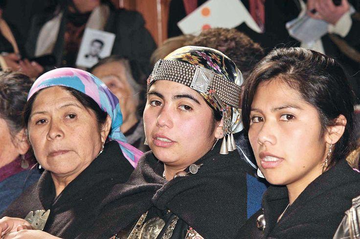 woman mapuche