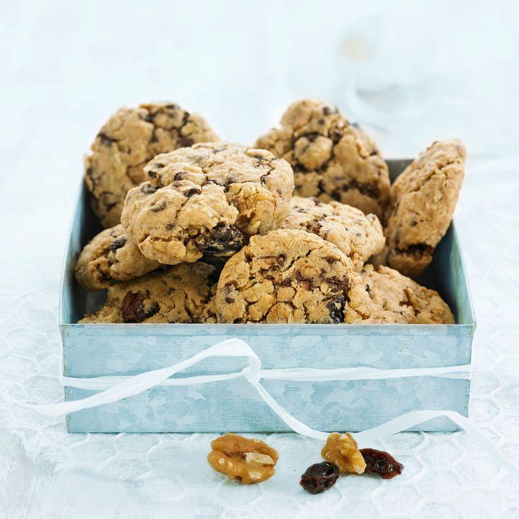Découvrez la recette des cookies extra moelleux