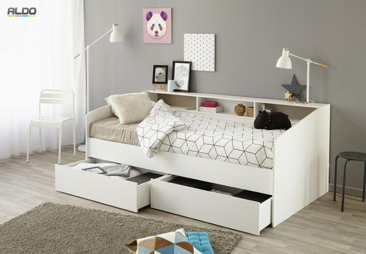 Dětská postel se sadou šuplíků Sleep 2338L290-TIRO