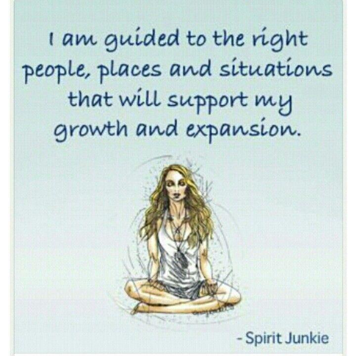 One of my favorite Gabby Bernstein affirmations. #SpiritJunkie