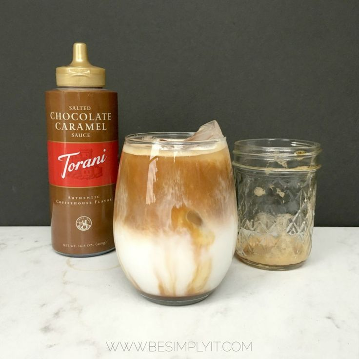 This iced coconut mocha macchiato will fuel your coffee cravings with all the sweet notes of summertime! Did we mention it's made w/ Torani's newest flavor addition - Salted Chocolate Caramel Sauce!