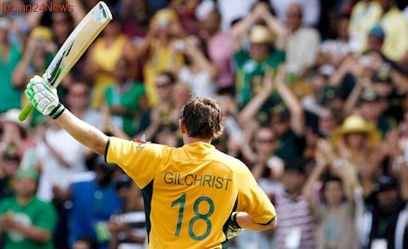 This day that year: Adam Gilchrist powers Australia to fourth World Cup triumph