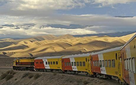 Tren de las nubes, Salta, Argentina.  Mi mejor viaje en tren, lo hice 2 veces :)