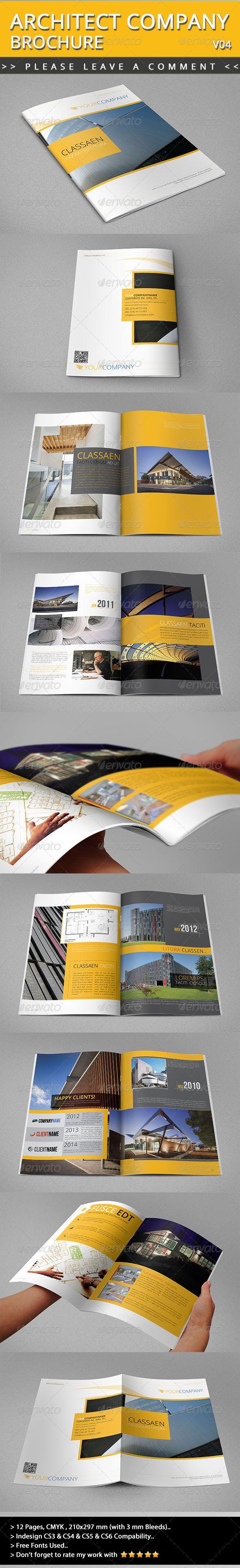 Architecture Brochure V04 - Corporate Brochures
