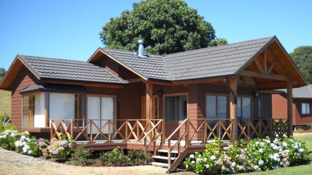 Casa Prefabricada Bulí 72 M2 - Casas Prefabricadas