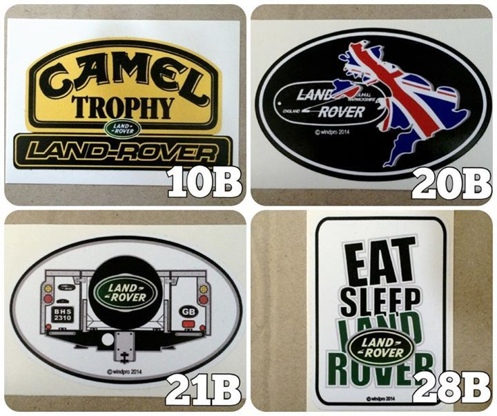 Landrover Discovery Side Stripe Decals Stickers Land Rover: 177 Best Land Rover Decals Images On Pinterest