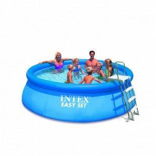 Kit piscine autoportée INTEX Easy Set 3.66 x 0.91M