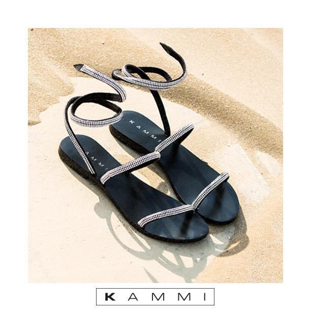 Dopo un lungo viaggio, rilassarti al #mare con le tue nuove #kammishoes sarà ancora più un piacere 😍 💋 scopri qui tutti i modelli #scontati di #sandali ► http://bit.ly/2vZzv1X