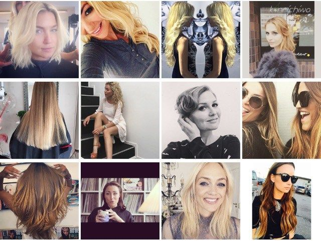 what's hot, and what's not? Om håret er langt eller kort, krøllet eller glat, stylet eller ej – har de danske ikoners frisurer i 2015, alle noget tilfælles – de lader det hæ…