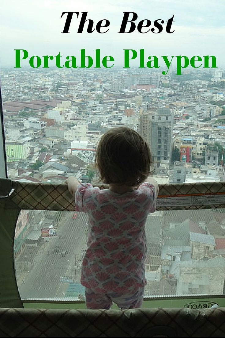 If you are thinking of bringing a portable playpen make sure to read our guide before you buy one :)