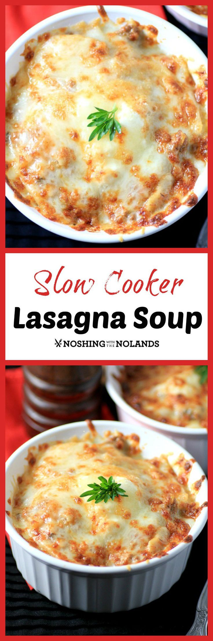 This time it is the amazing Multi Cooker by KitchenAid and with this gorgeous appliance I madeSlow Cooker Lasagna Soupthat my family just adored.