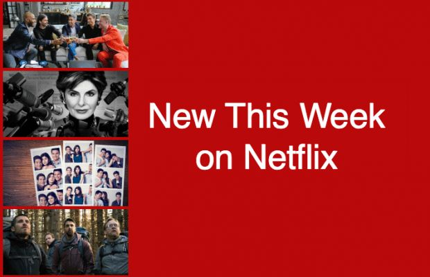 What's on Netflix - Discovering the latest and greatest on Netflix