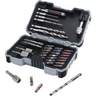 Bosch 2607017327 Wood Bitset 35 delar